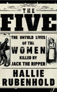 Cover of The Five by Hallie Rubenhold
