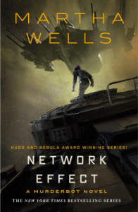 Cover of Network Effect by Martha Wells