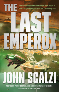 Cover of The Last Emperox by John Scalzi