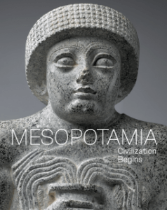 Cover of Mesopotamia ed Ariane Thomas and Timothy Potts