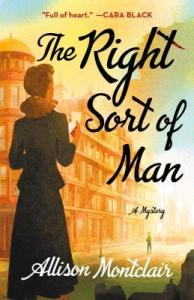 Cover of The Right Sort of Man by Allison Montclair