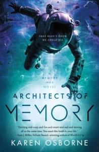 Cover of Architect of Memory by Karen Osborne