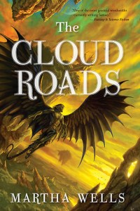 Cover of The Cloud Roads by Martha Wells