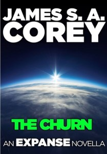 Cover of The Churn by James S.A. Corey