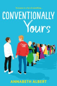 Cover of Conventionally Yours by Annabeth Albert