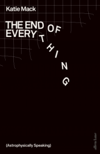 Cover of The End of Everything by Katie Mack