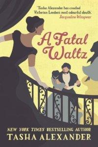 Cover of A Fatal Waltz by Tasha Alexander
