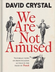 Cover of We Are Not Amused by David Crystal