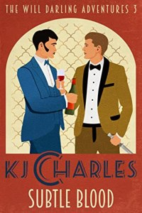 Cover of Subtle Blood by K.J. Charles