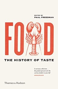 Cover of Food: The History of Taste