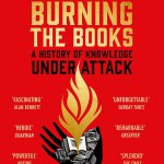 Cover of Burning the Books by Richard Evenden
