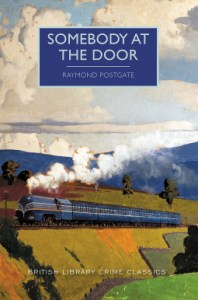 Cover of Somebody At The Door by Raymond Postgate