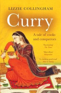 Cover of Curry by Lizzie Collingham