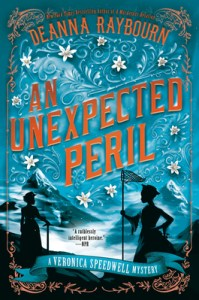 Cover of An Unexpected Peril by Deanna Raybourn