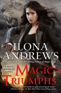 Cover of Magic Triumphs by Ilona Andrews