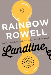 Cover of Landline by Rainbow Rowell