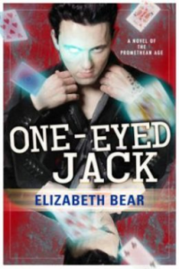 Cover of One-Eyed Jack by Elizabeth Bear