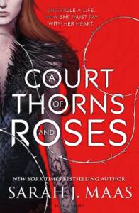 Cover of Court of Thorns and Roses by Sarah J. Maas