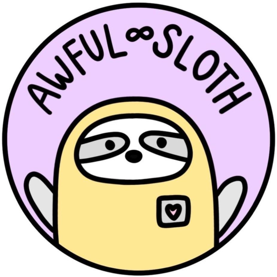 awful sloth