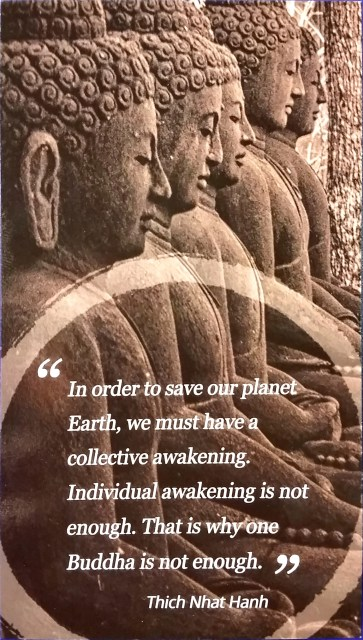 One Buddha is not enough!