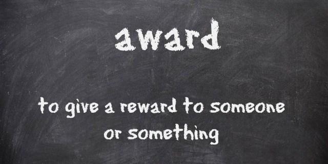 Chalkboard Award