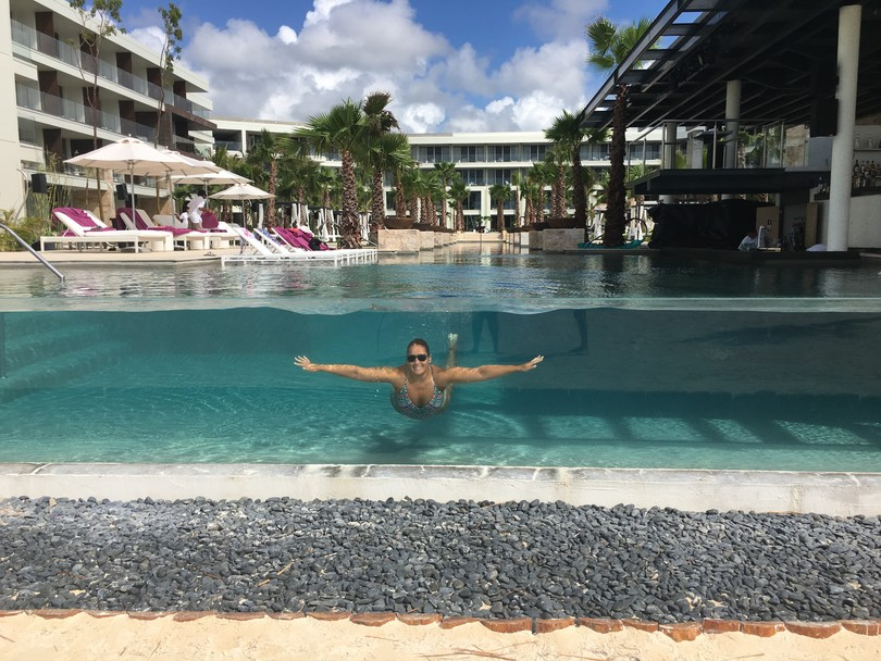 Win A Vacation To Breathless Riviera Cancun With