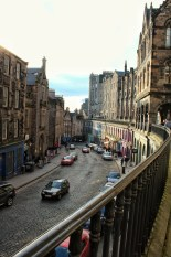 Victoria Street, from Victoria Terrace