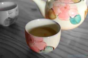 Oolong tea - breakfast