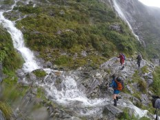 Hiking conditions