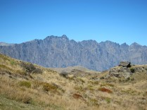 Don't the Remarkables look like the Dolomites?