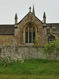 Gardens at Lacock Abbey