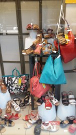 Shoes and bags!
