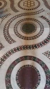 The floors were amazing