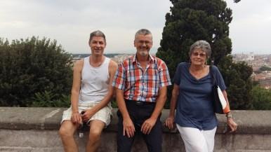 Sacha, Mike & June