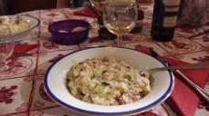 The amazing risotto