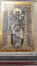 Our lady of Walshingham in Westminister Cathedral