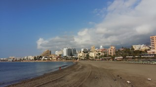 Waterfront at Benalmadena