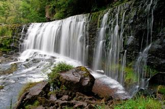 Waterfall Country, Brecon Beacons , Guided hike, Scenery Explained Wales