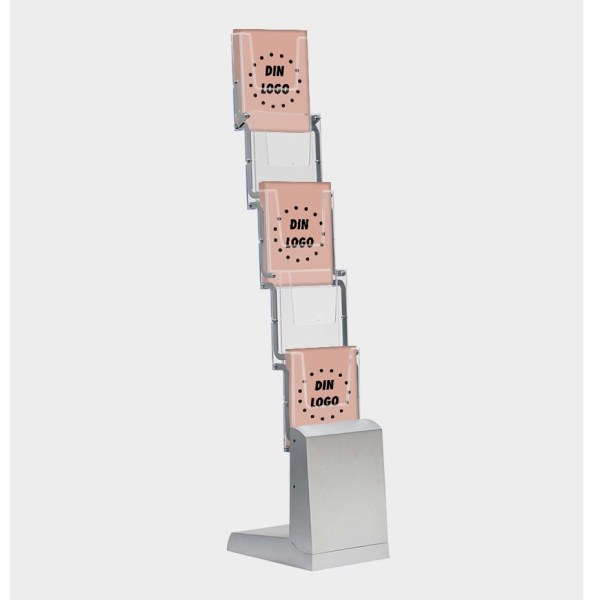 Brochure Stand Fold-Up 2