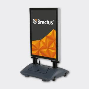 Brectus Pavement Board Wind-Sign LED