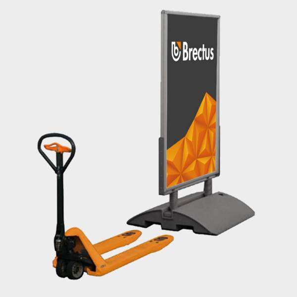 Brectus Pavement Board Wind-Sign Smart 1
