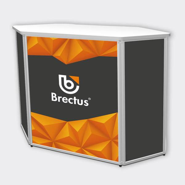 Brectus Expo Counter Alu
