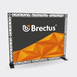 Pressevæg fra Brectus