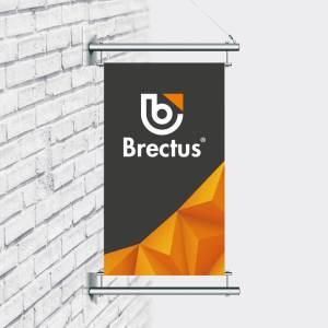 Bannerarm væg fra Brectus