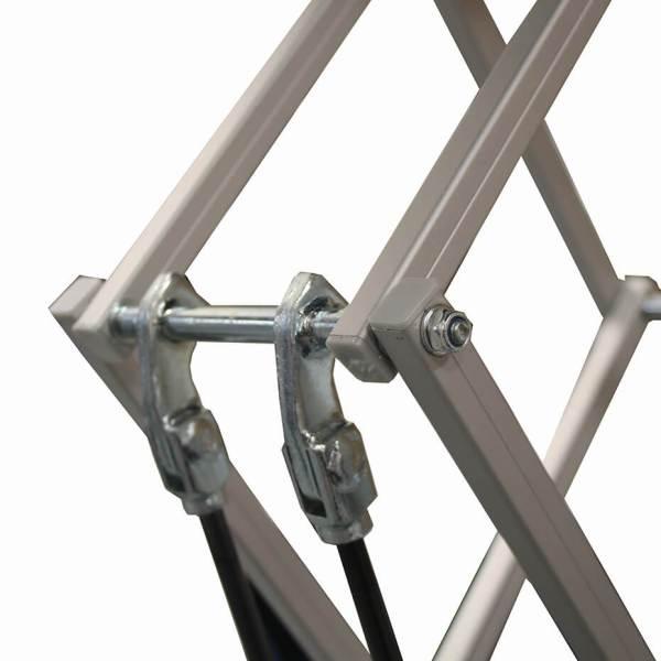 Messedisk Easy lift ramme Detalje billede
