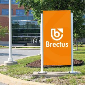 Skilt for udendørs brug fra Brectus
