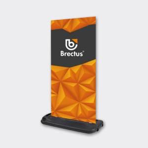 Skiltfod Plast fra Brectus