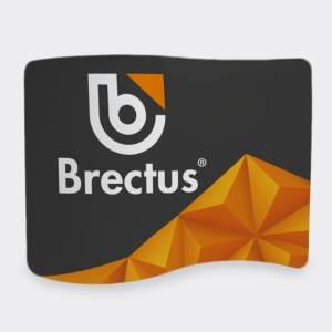 Zipperwall Wave Messevæg fra Brectus