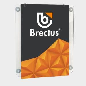 Vinduesramme i akryl fra Brectus