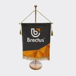 Bordvimpel fra Brectus
